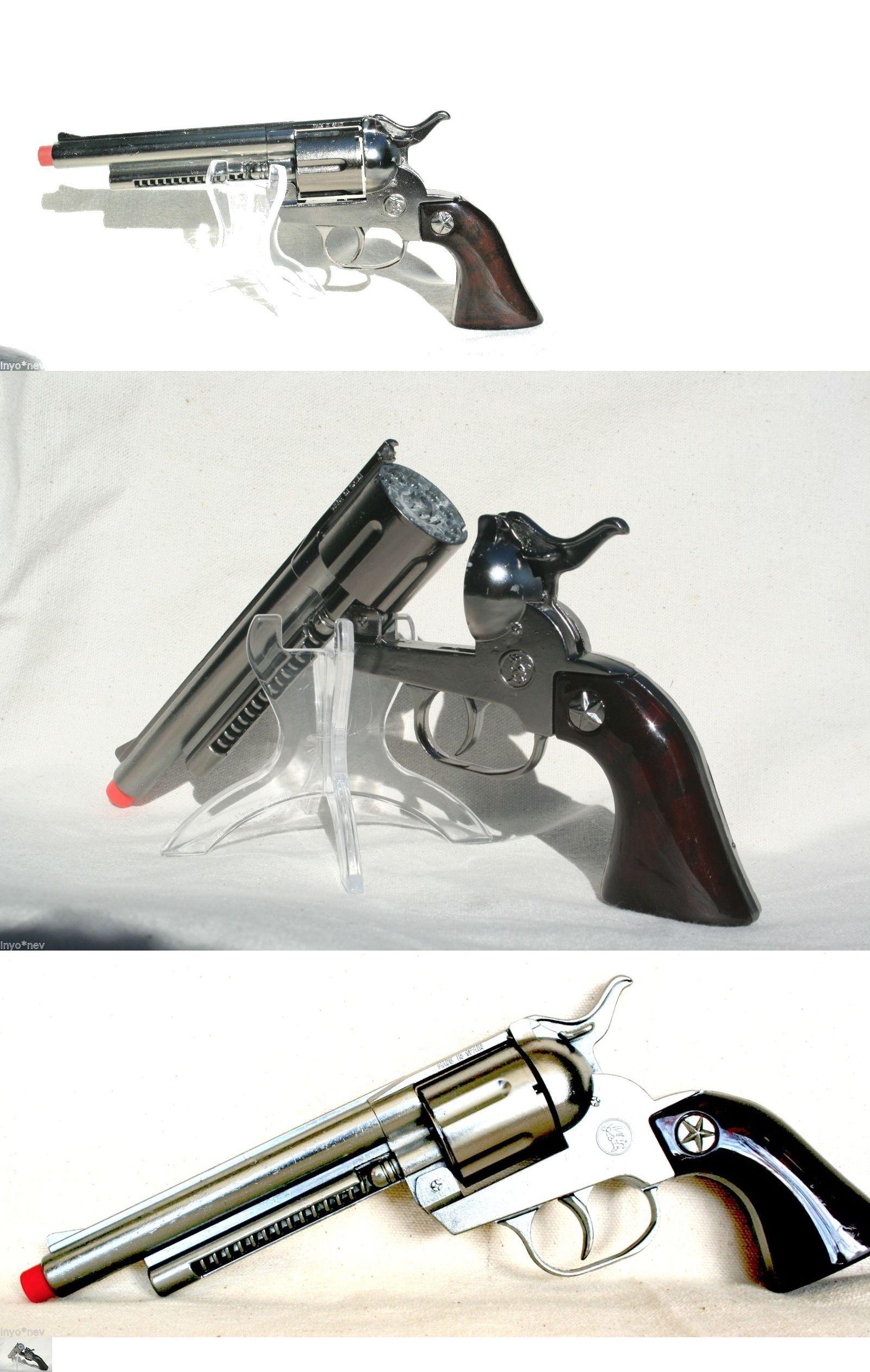 Pin On Cap Guns And Toy Pistols And B B Guns