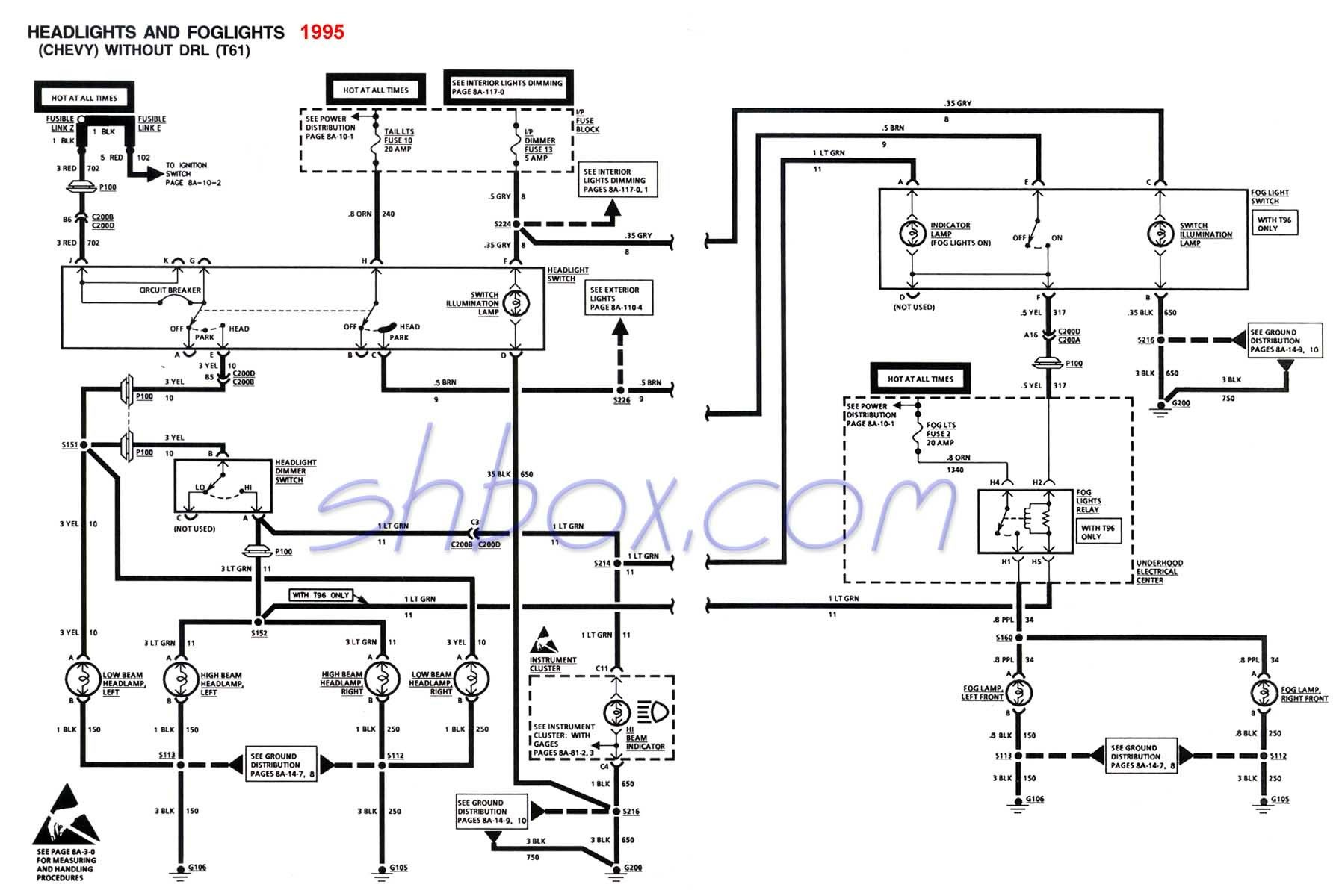 Unique 97 Jeep Grand Cherokee Headlight Wiring Diagram