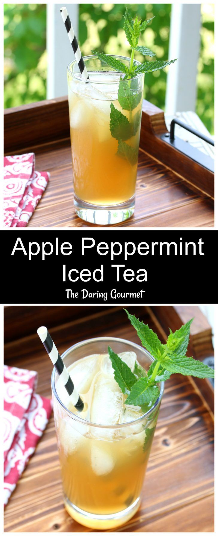 how to make peppermint tea from fresh peppermint