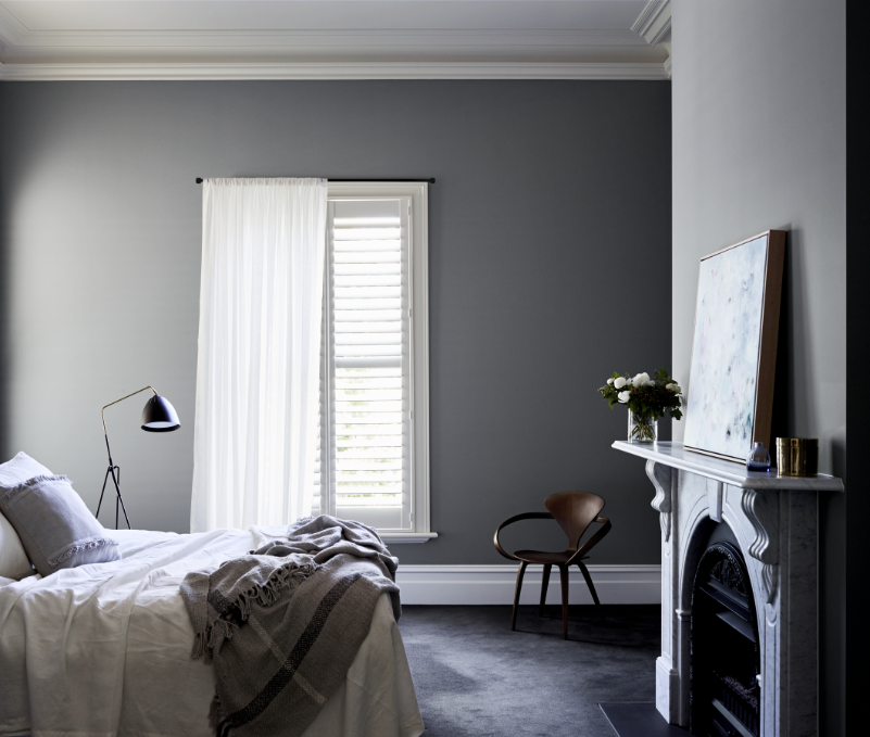 view the most popular grey paint colours schemes dulux on best interior paint color combinations id=51385