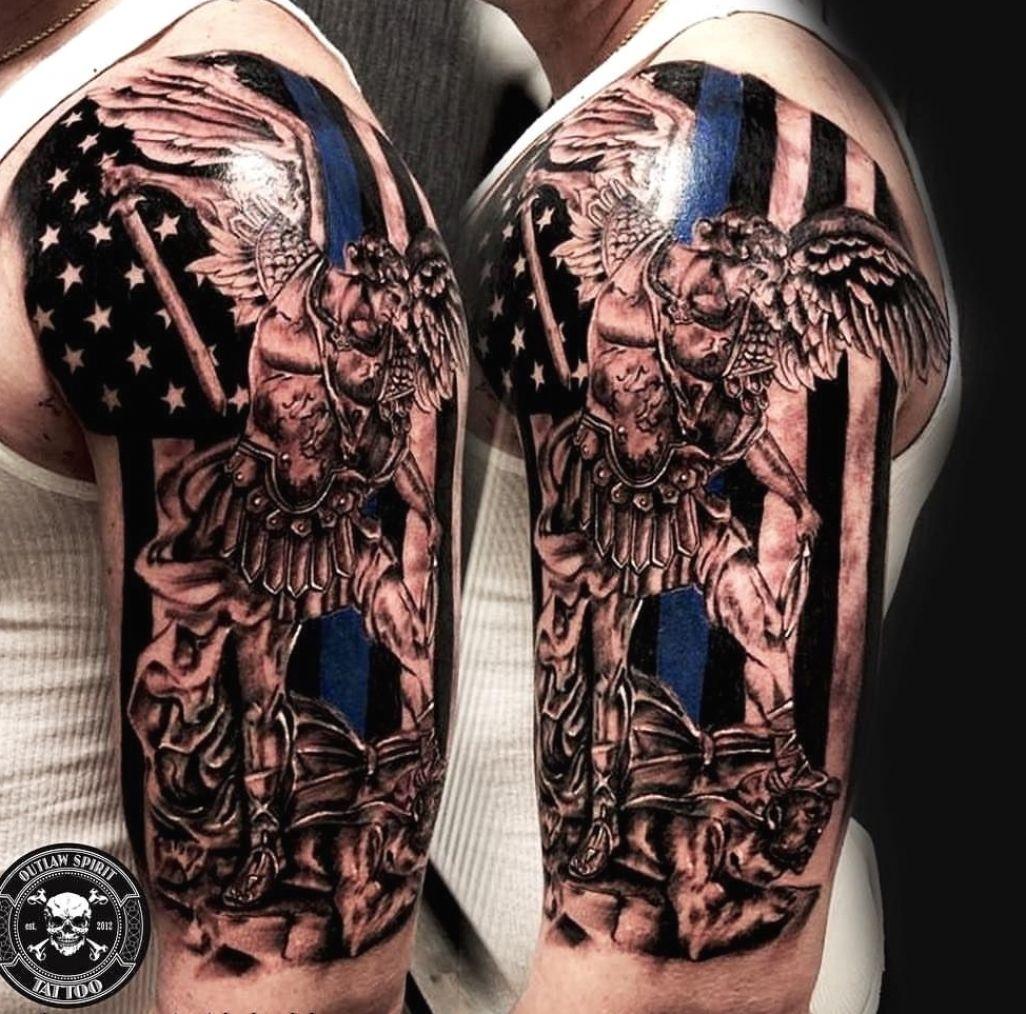 Best Tattoo Ideas For Men Tattoo Ideas In 2021 Thin Blue Line Flag Thin Line Tattoos Tattoos