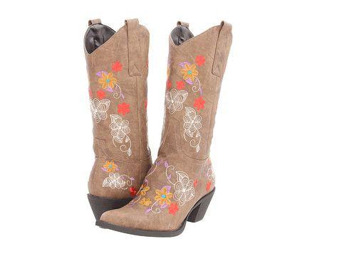 Roper Vintage Floral Boot