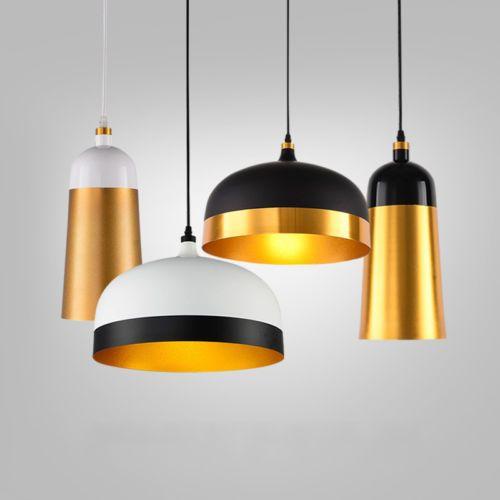 Edison Industrial Vintage Chandelier Pendant Light Ceiling Lamp Metal Cage