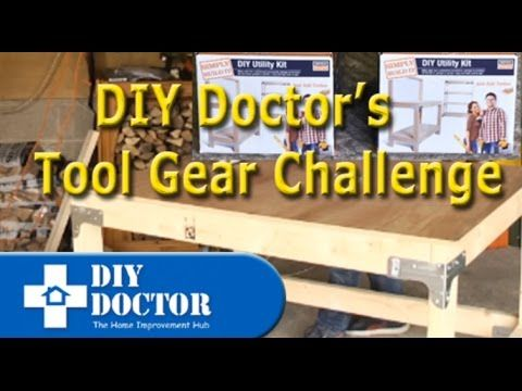 Diy doctor challenge with simpsons diy utility kit httpswww diy do it yourself how to information and advice diy doctor solutioingenieria Choice Image