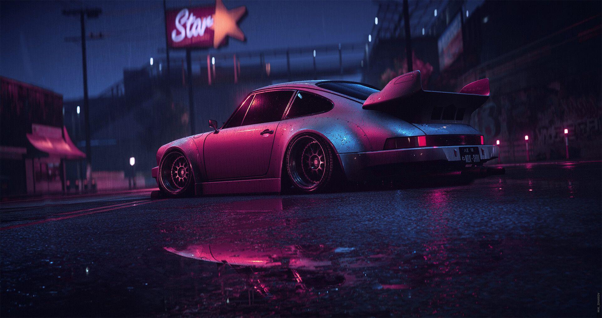 Star Of The Night Porsche Porsche Carrera Porsche Models