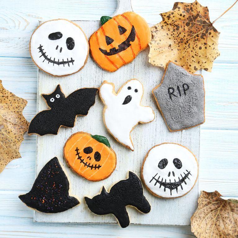 HalloweenKekse Rezepte für die Gruselbäckerei