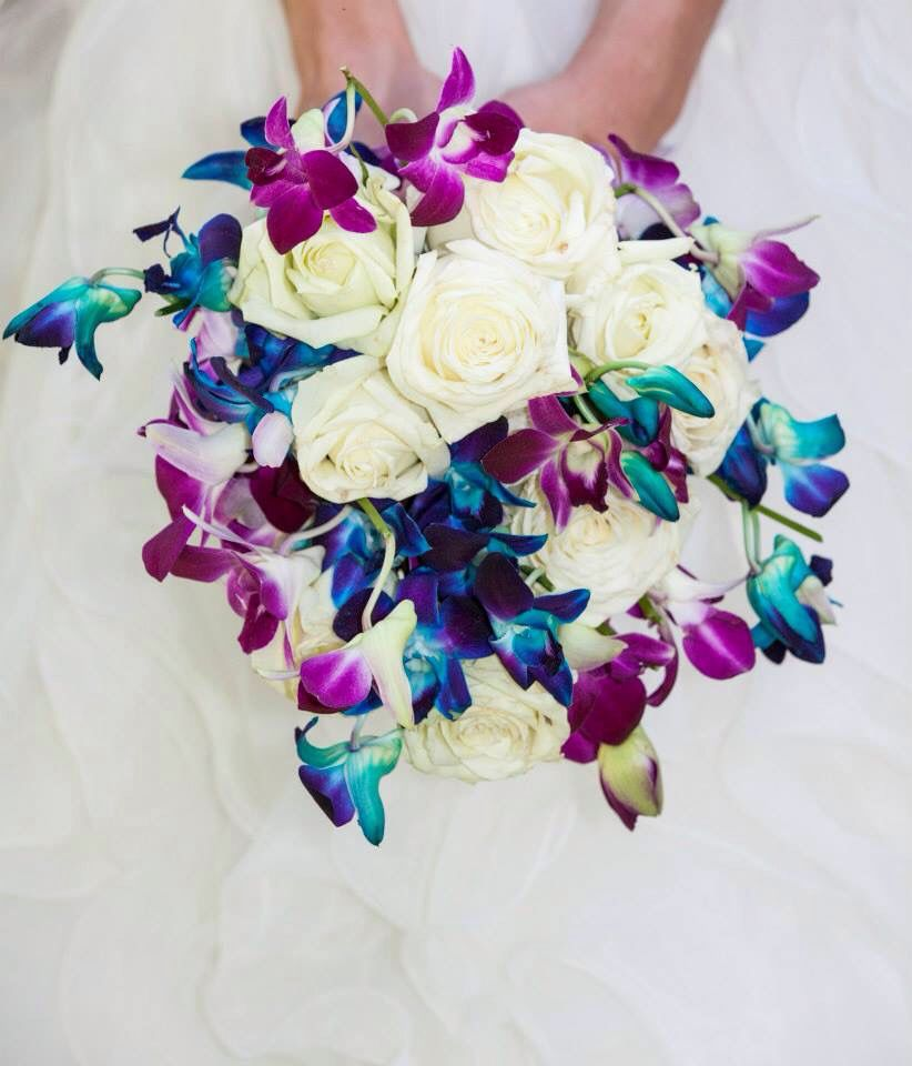 Diy flowers singapore orchids white roses wedding wedding