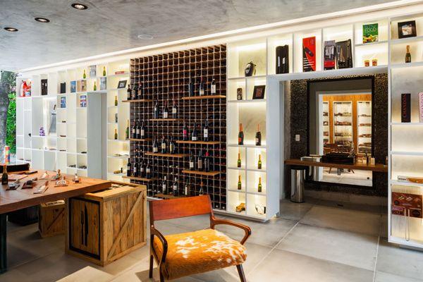 Gallery Of Feed Meat Market Fgmf Arquitetos Projeto De Perto 5 Retail Interior Design Retail Design Retail Interior