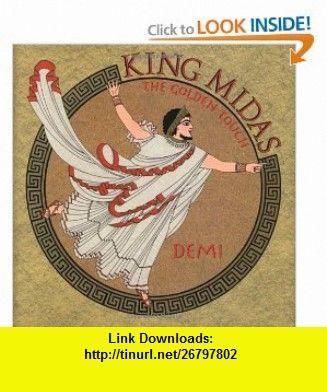 King Midas The Golden Touch 9780689832970 Demi Isbn 10