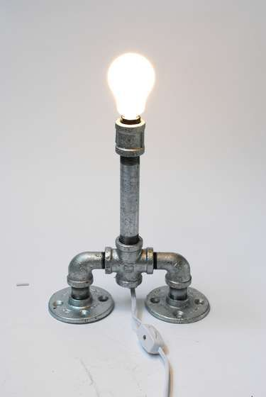 & Pipe Lamp | Pipes Lights and Diy pipe