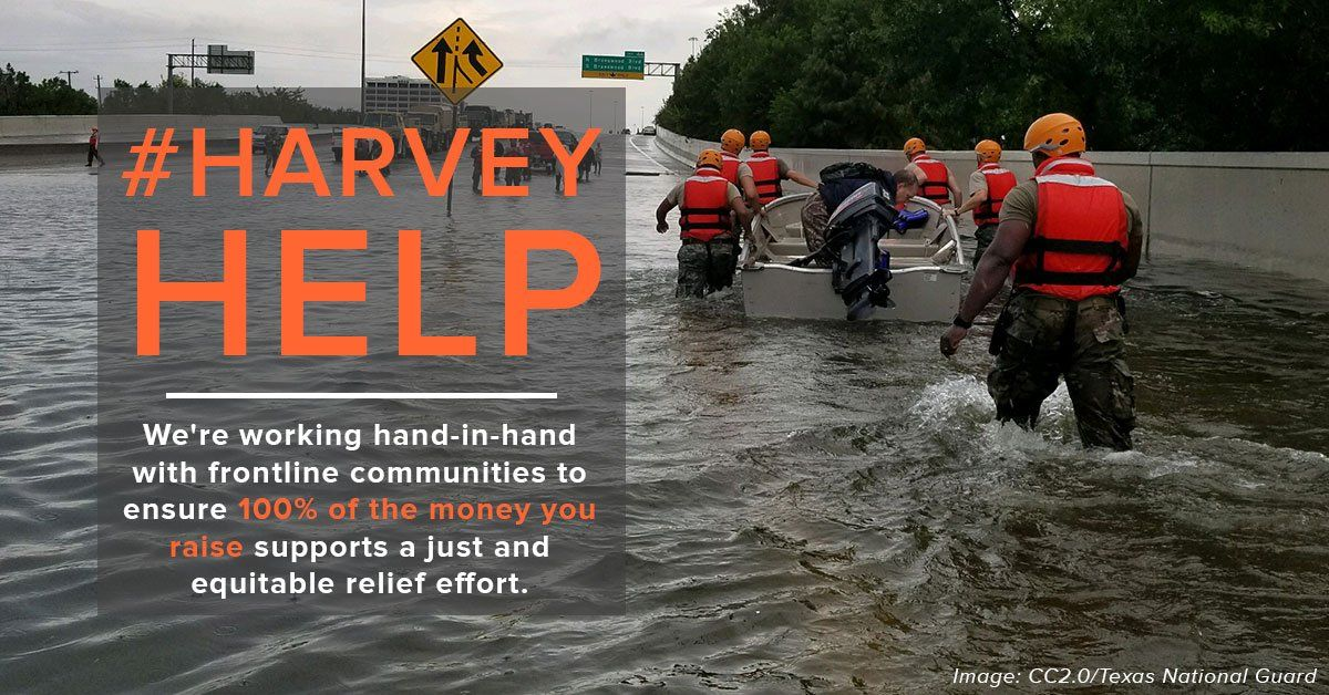 Sierra Club is raising money to help the victims of # ...