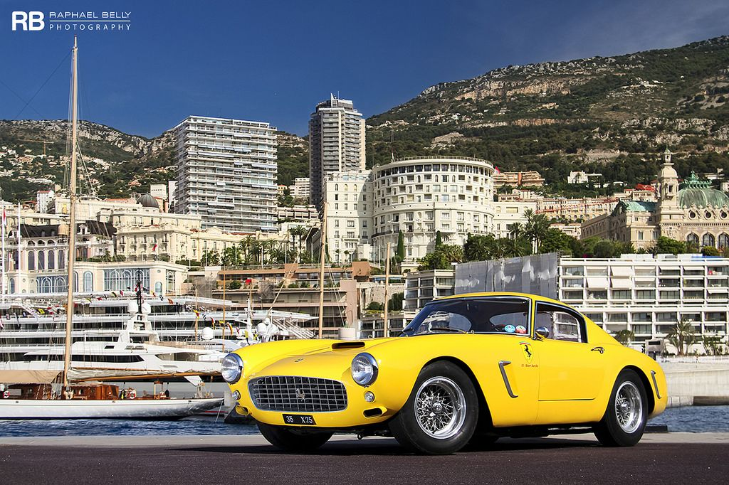 Cool Sports Cars Ferrari: Ferrari 250 GT Berlinetta SWB Competizione #1965GT