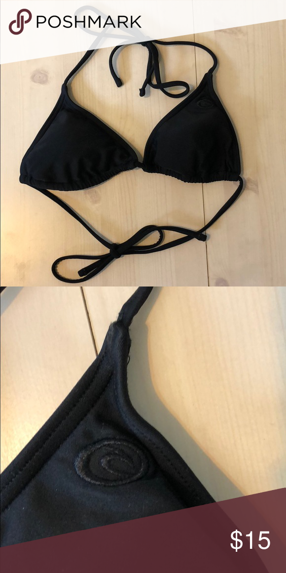 Rip Curl bikini top 👙 women's small No rips, stains or