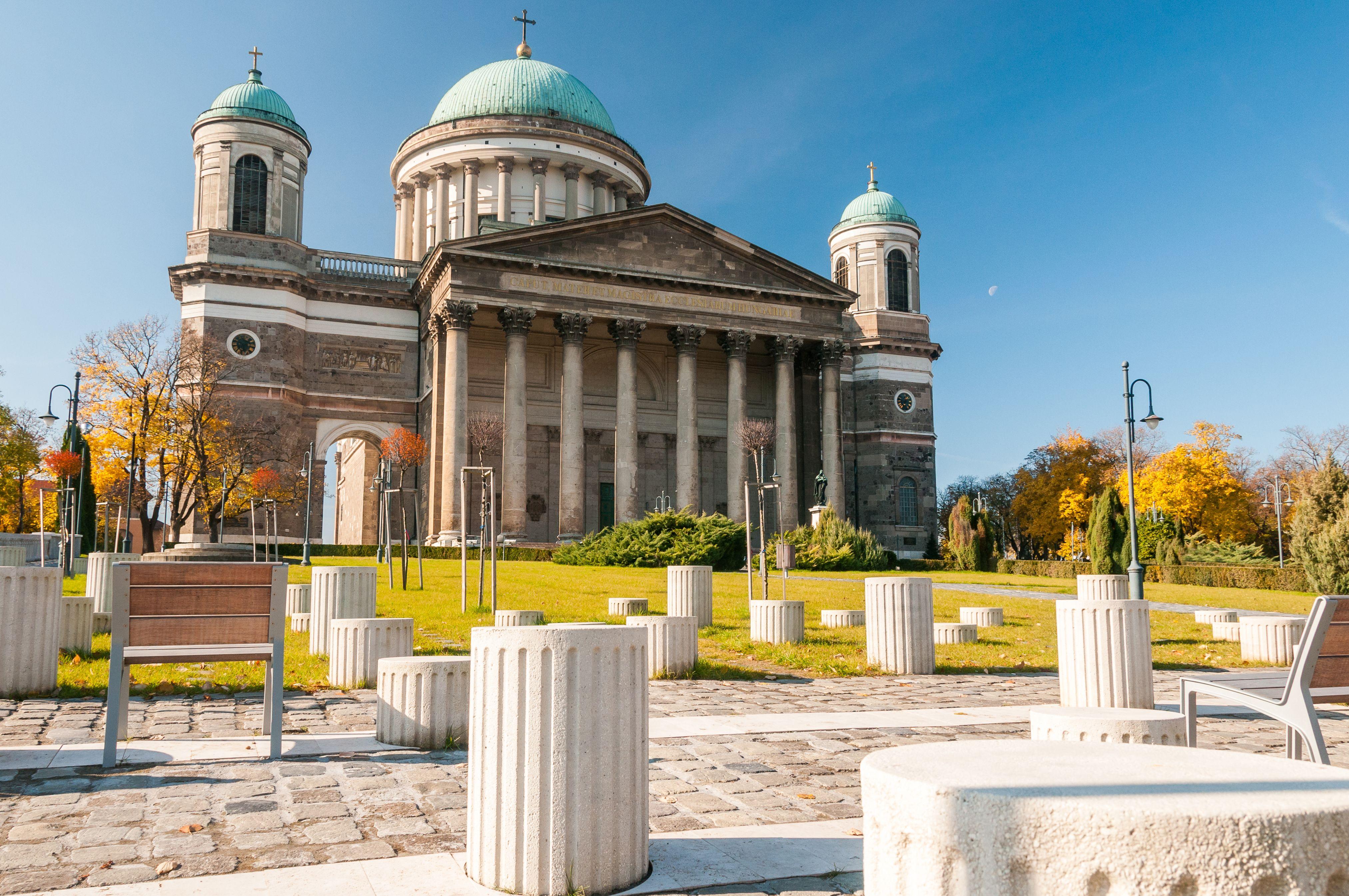 esztergom basilica in #budapest | budapest things to do