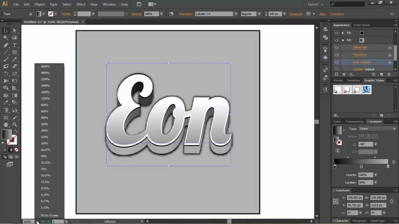 How to make good looking 3d text in adobe illustrator cs6 how to make good looking 3d text in adobe illustrator cs6 adobe illustrator tutorialsphotoshop baditri Gallery