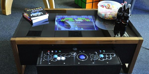 Design700503 Coffee Table GamesThe Millennium Multi Game