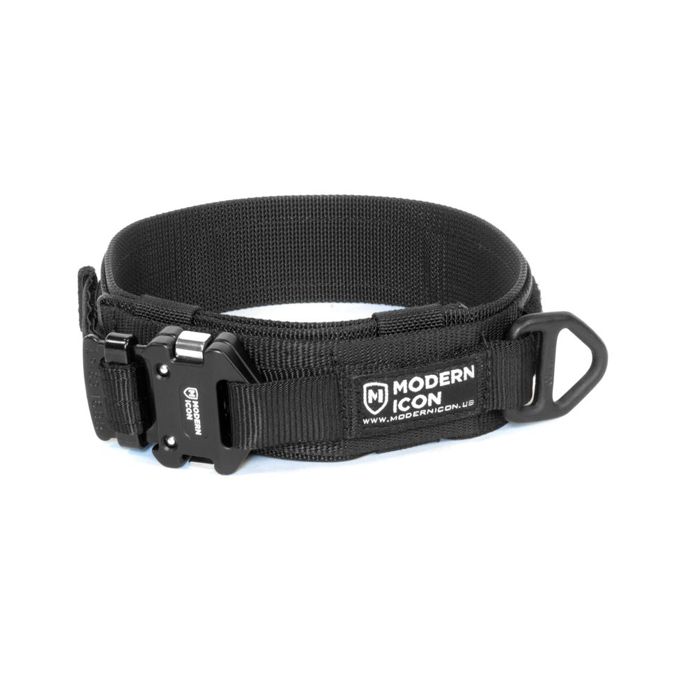 K9 2 Rigid Collar For Military Police And Schutzhund Working