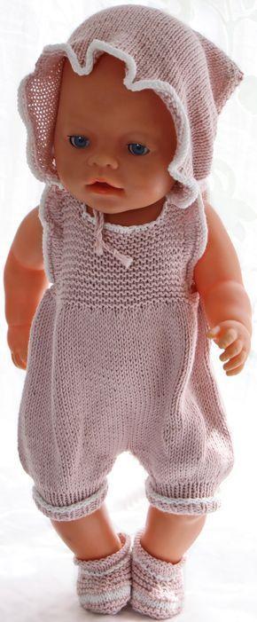 Photo of Puppenkleidung stricken anleitung – Ein bequemer und niedlicher Sommeranzug, sup…