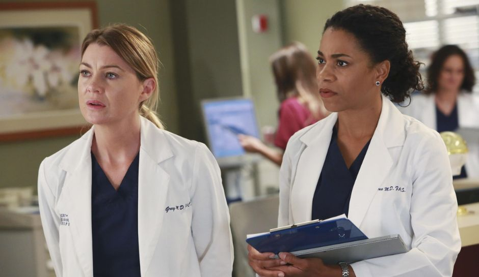 What Time Is Greys Anatomy On Abc Anatomy