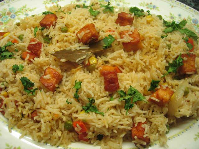 Vegetable biryani vegetable pulao recipe biryani and recipes vegetable biryani 1 forumfinder