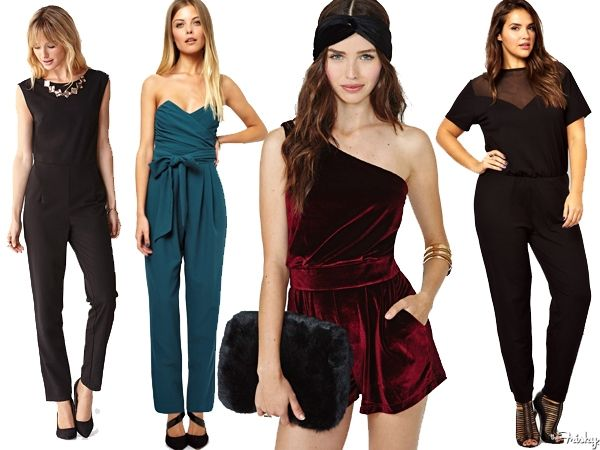 Holiday Party Style: 20 Festive Jumpsuits & Rompers | Rompers ...
