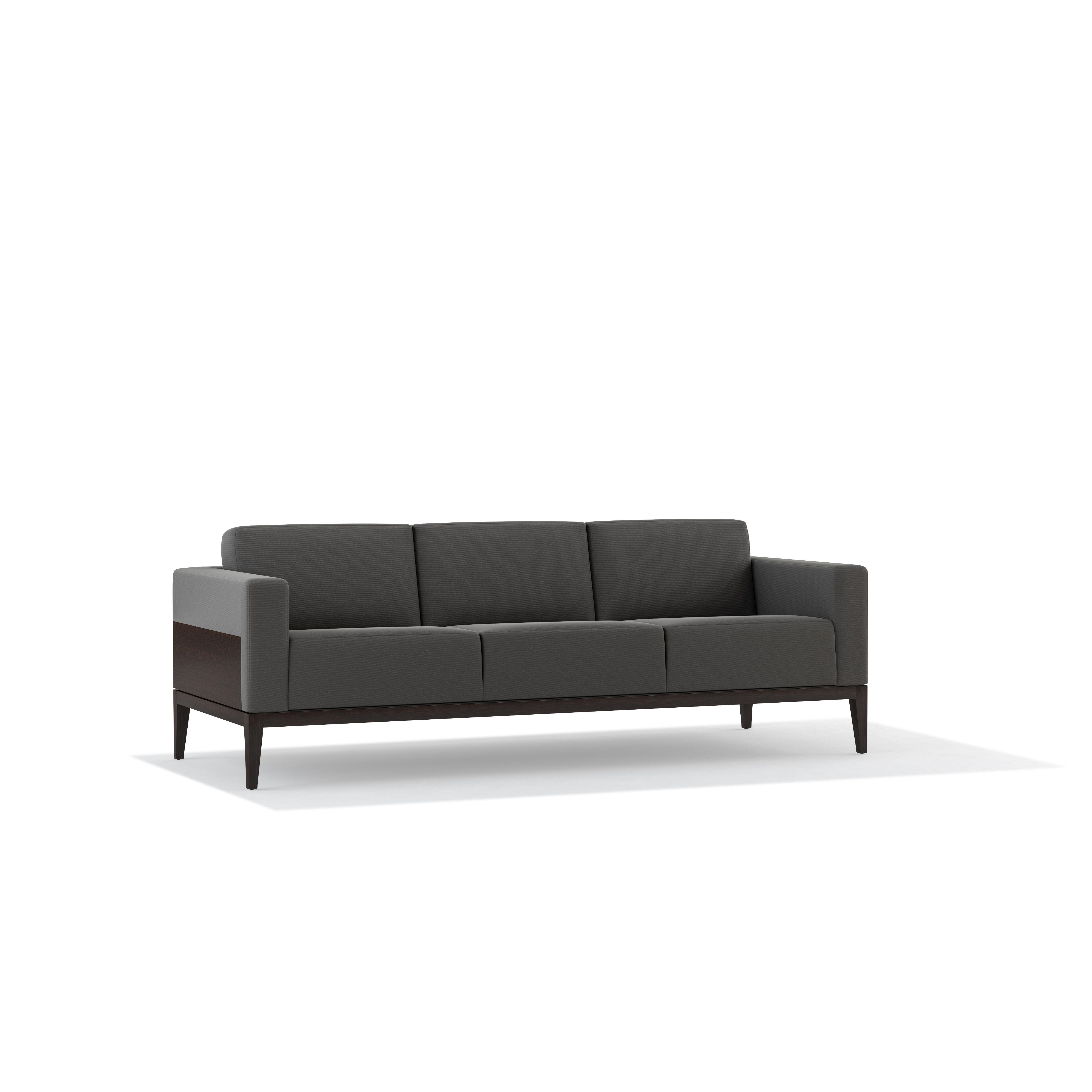 Alia Wood Sofa Wood Surround - Cumberland Furniture   Wood ...