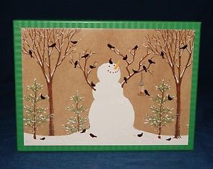 Brother Sister Design Studio Boxed Christmas Cards Nib Brother