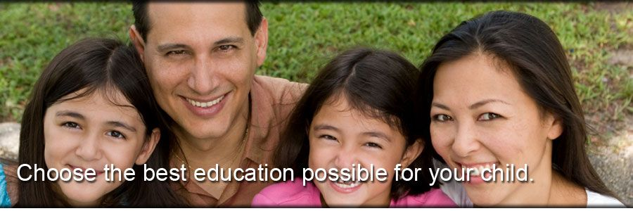 Department of Education Home Page