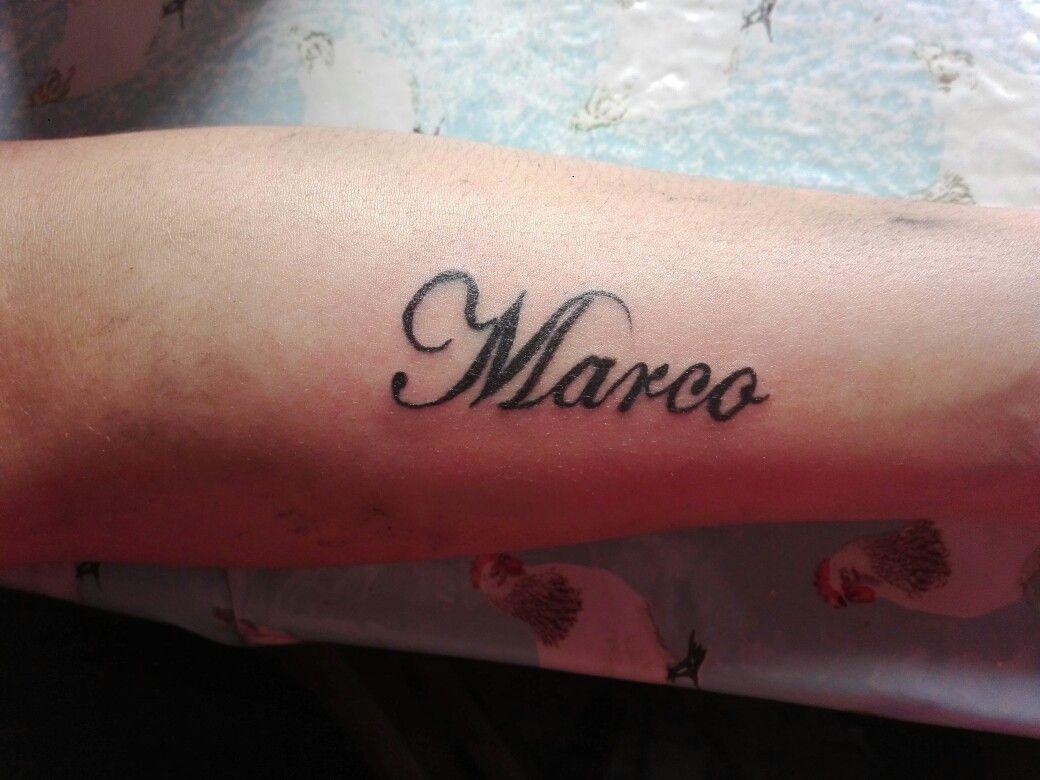 Tatto nombre \