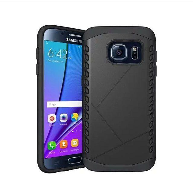 S7 Edge Luxury Hybrid Rugged Armor Hard Case Cover Phone Hard Case For Samsung Galaxy S7 Ed Samsung Galaxy S7 Edge Galaxy S7 Cases Samsung Galaxy S7 Edge Cases