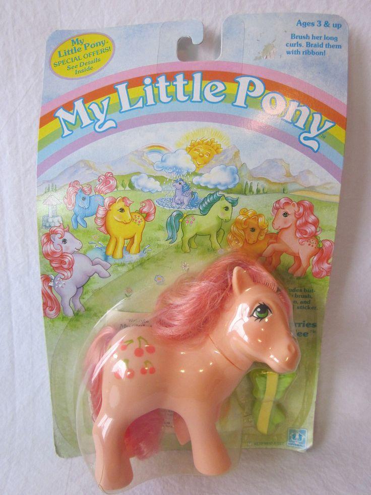 Pony Spielzeug 90er