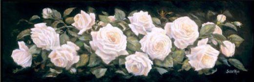 """Thoughts of You"" Susan Rios Keepsakes 4 x 12"