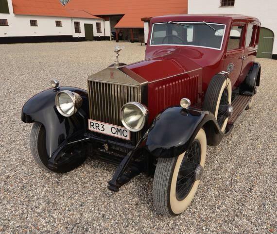 1926 rolls royce phantom 1 saloon rolls royce rolls royce phantom car pinterest