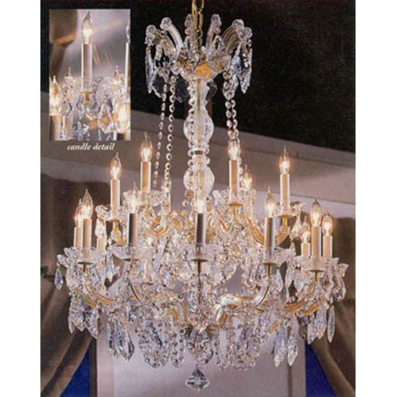Harrison Lane Maria Theresa T22 1183 Chandelier
