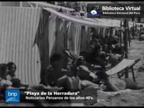 5 VIDEOS DE LA VIEJA LIMA, SEGÚN SUS NOTICIEROS DE LOS AÑOS 40 / http://utero.pe/2014/01/18/5-videos-de-la-vieja-lima-segun-los-noticieros-de-los-anos-40/