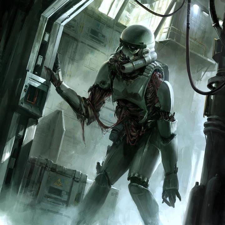 StormTrooper - Zombie