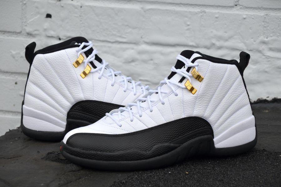 Nike Air Jordan 12 Taxis Aj12