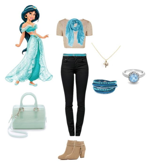 """""""Jasmine in high school"""" by cyphertbethany on Polyvore"""