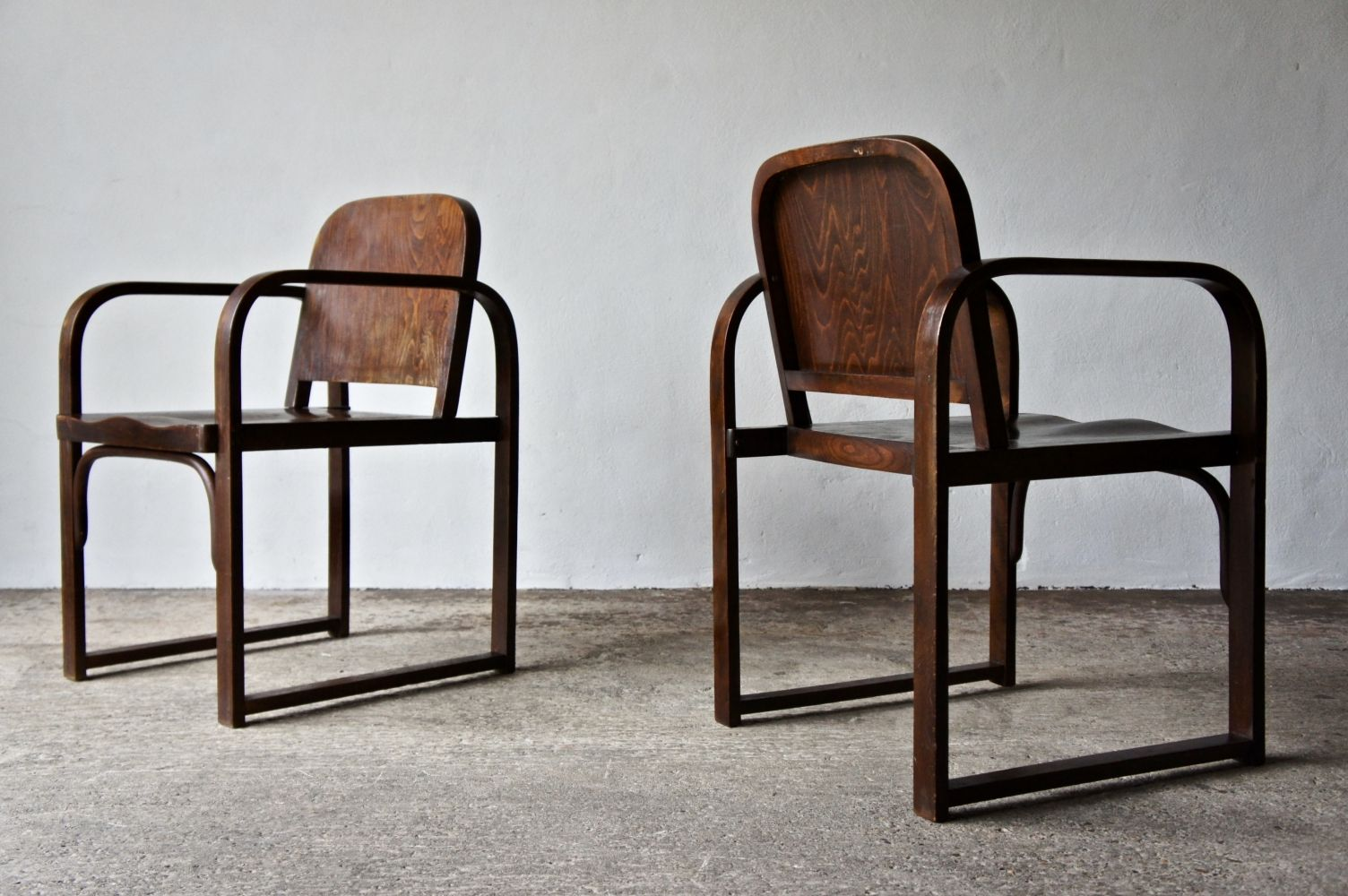 Sedia Karol Wood 1930 S A 745 F Chairs By Tatra Möbel Ag 90772 Home Chair
