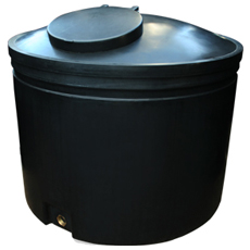 900 Litre Water Tank Low Level Water Tank With Lid And Outlet Water Tank Water Storage Rainwater Harvesting