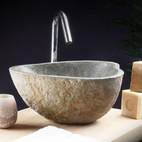 Handwaschbecken Aus Naturstein Nobu Bad Waschbecken