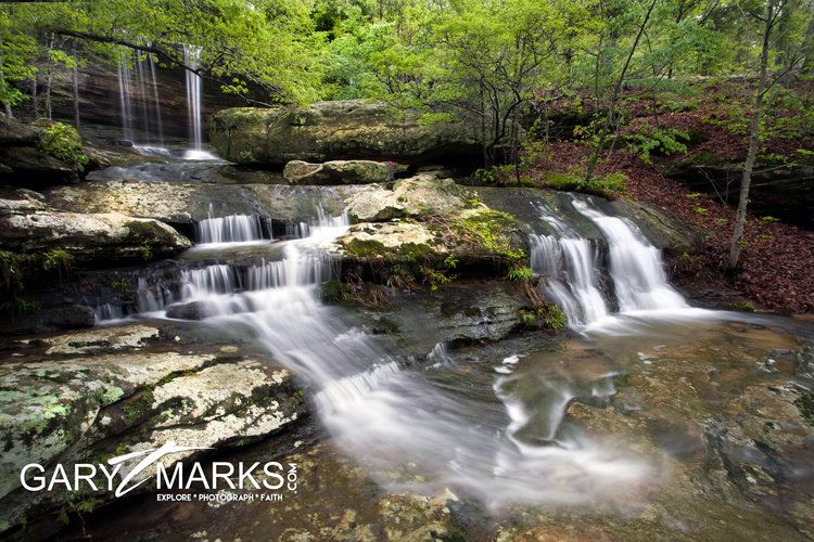 62 Curtain Falls Shawnee National Forest Southern Illinois Waterfall Pictures