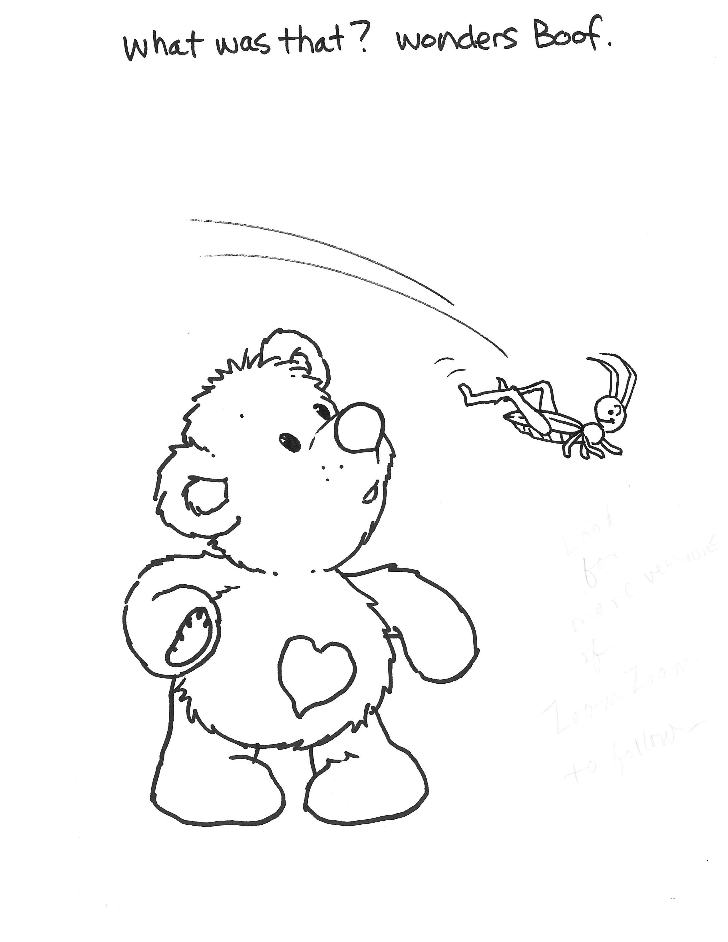 suzie zoo coloring pages - photo#3