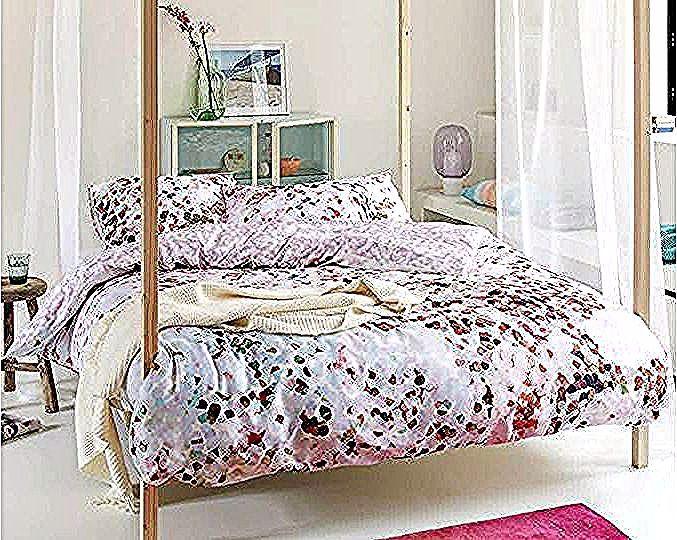 Esprit Coral Mako Satin Bettwasche Koralle 155x220 Cm 80x80 Cm In 2020 Home Decor Furniture Bed