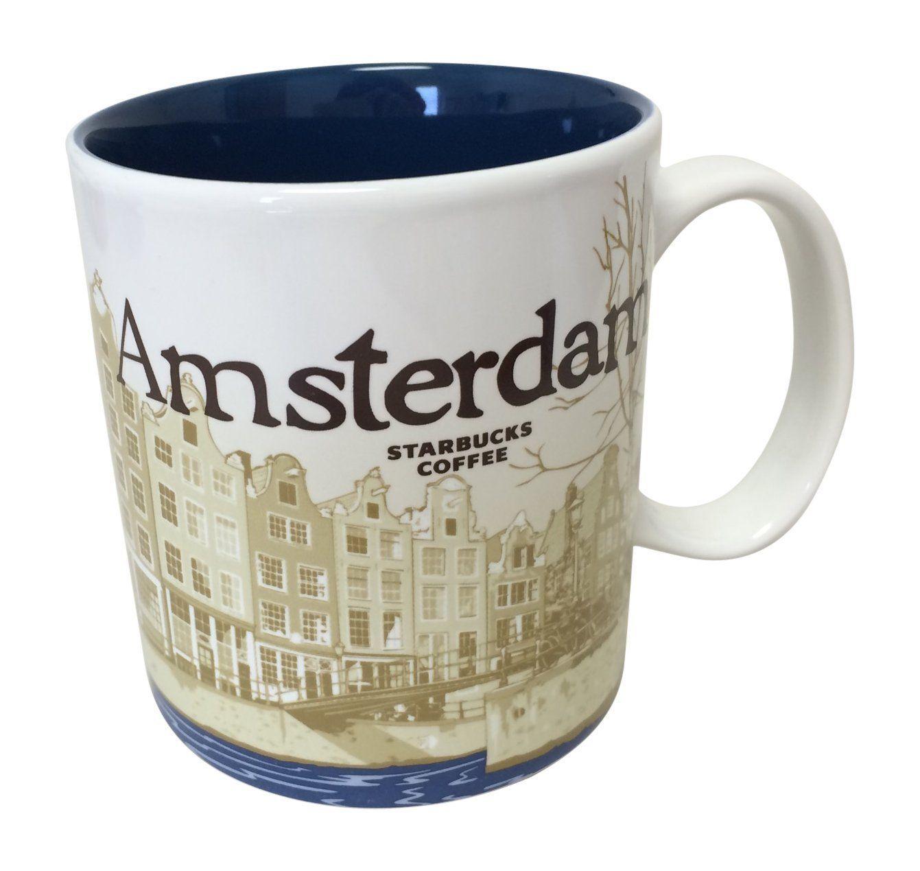 Starbucks Amsterdam Coffee Mug The Original