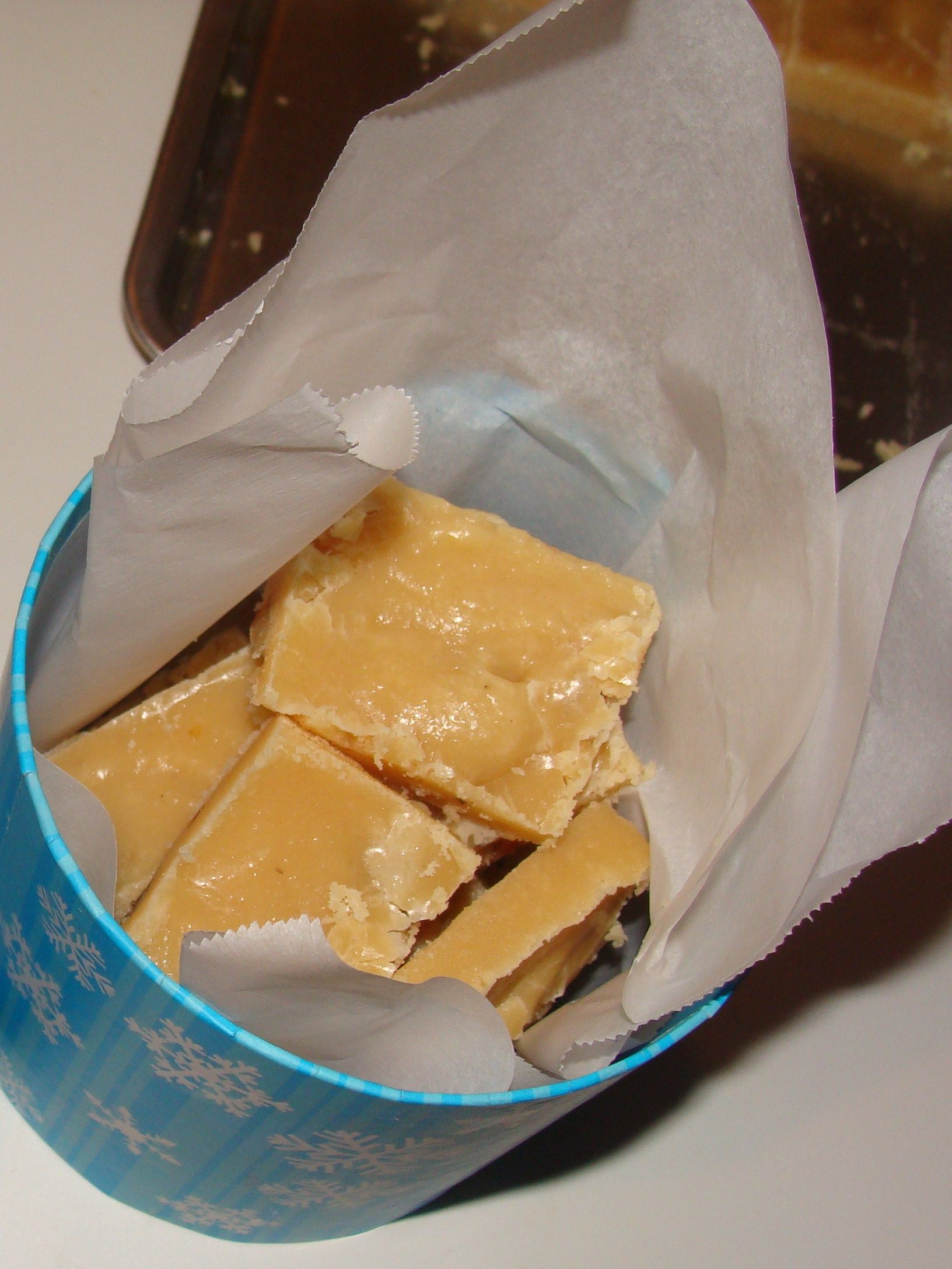 South African Creamy Condensed Milk Fudge Recipe African Food South African Recipes African Dessert
