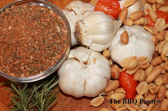 This is great on Chicken!!! Buddha Bomb 2oz / Rubs of the World Spices /  A by TheBBQPantry, $7.95