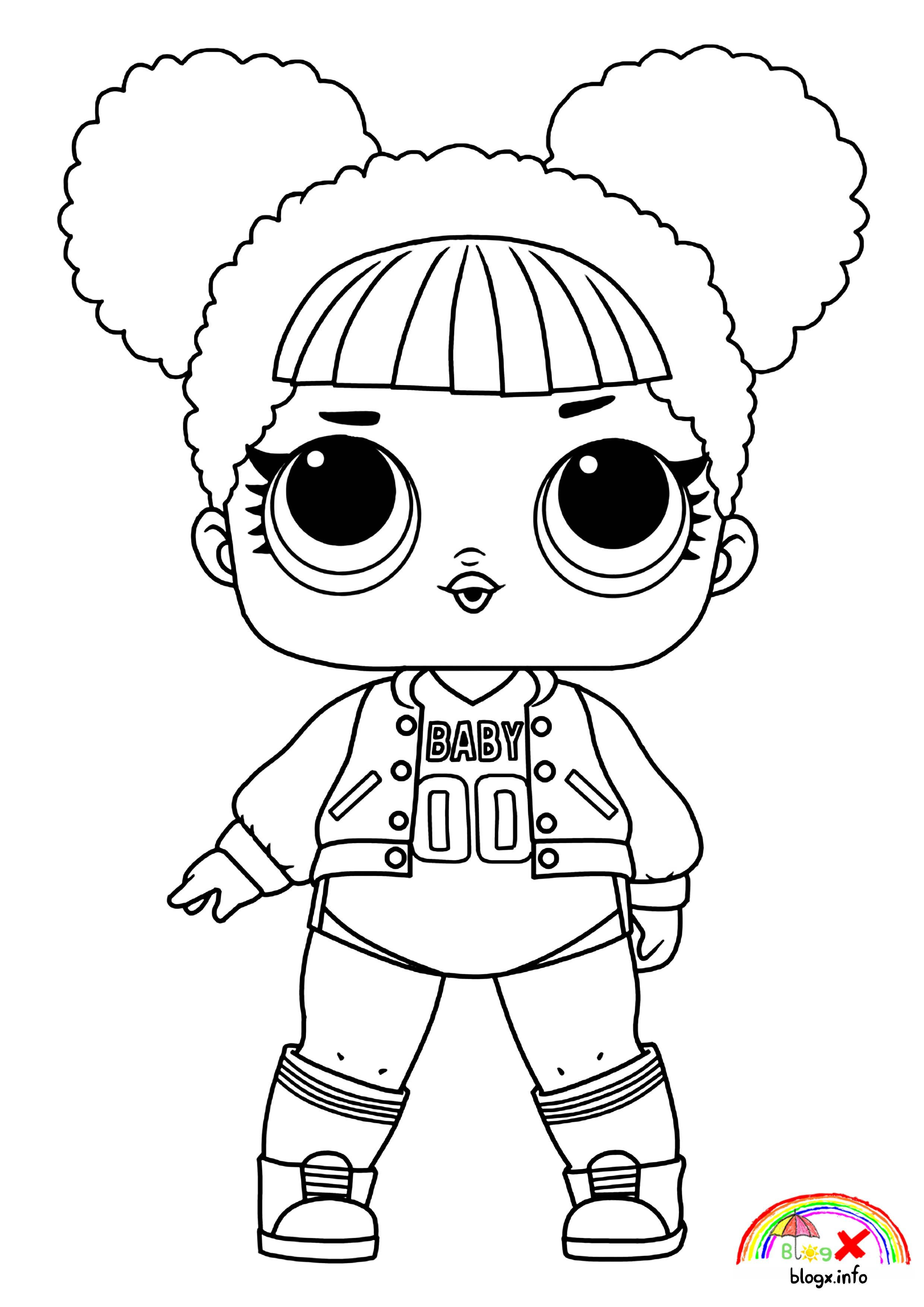 Lol Dolls Music Series Coloring Page Lol Dolls Cute Coloring Pages Disney Princess Coloring Pages