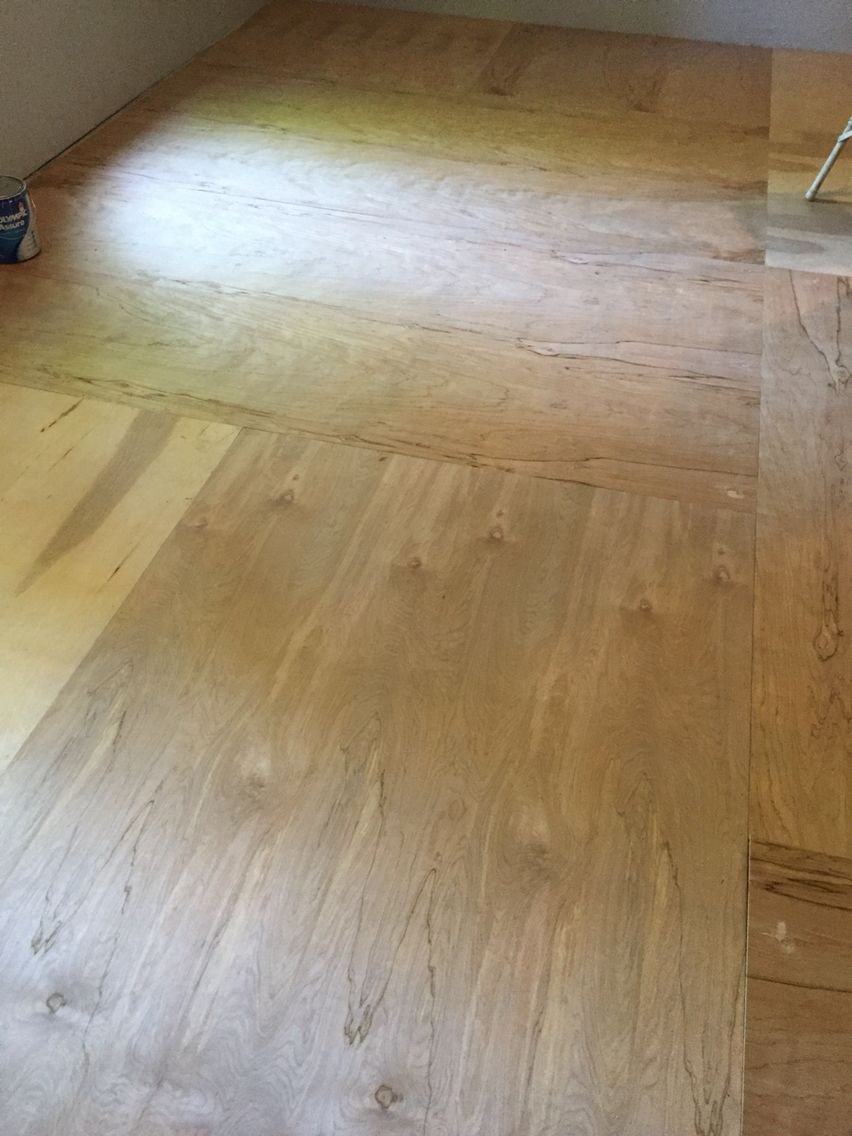 4x8 sheets of plywood. From Home Depot 11.25 a sheet