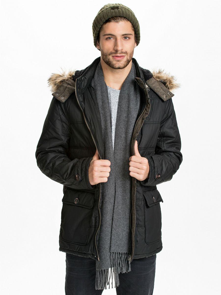 Snygga vinterjackor for man
